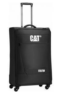 Βαλίτσα 60 εκ. με 4 Ρόδες C5LTW 83007/60 Μαύρο