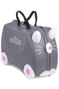 Παιδική Βαλίτσα Benny the Cat Trunki 0180-GB01 Γκρι