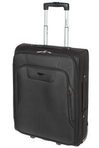 Βαλίτσα Καμπίνας 55 cm Diplomat ZC980-55 Μαύρο