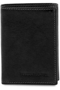 Δερμάτινη θήκη για κάρτες TL140801 Μαύρο Tuscany Leather