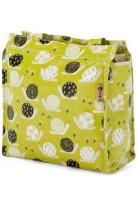 Τσάντα Shopping 32x27x12cm Benzi BZ5282 Λαχανί