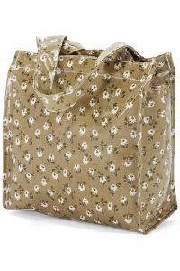 Τσάντα Shopping 23x20x12cm Benzi BZ5396 Λαδί