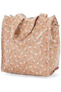 Τσάντα Shopping 23x20x12cm Benzi BZ5396 Σομόν