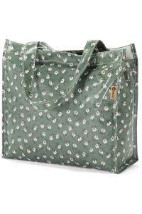 Τσάντα Shopping 32x26x11cm Benzi BZ5397 Πετρόλ