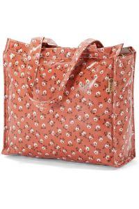 Τσάντα Shopping 32x26x11cm Benzi BZ5397 Κοραλί