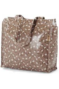 Τσάντα Shopping 32x26x11cm Benzi BZ5397 Καφέ