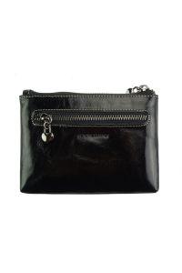 Δερμάτινο Πορτοφολάκι Fernando Firenze Leather PO8481 Μαύρο