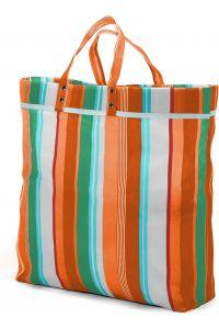 Τσάντα Παραλίας Benzi RY2009037 Πορτοκαλί