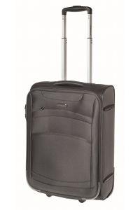 Βαλίτσα καμπίνας Diplomat ZC6018 55x40x20εκ Γκρι