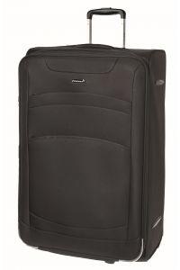 Βαλίτσα Μεγάλη 73cm με Επέκταση Diplomat ZC6018-73 Μαύρο