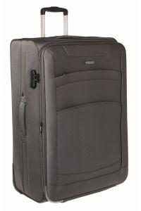Βαλίτσα Μεγάλη 73cm με Επέκταση Diplomat ZC6018-73 Γκρι