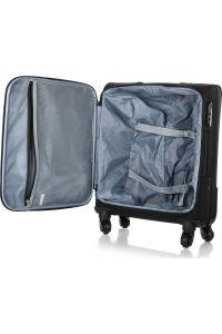 Βαλίτσα Καμπίνας με 4 Ρόδες 54cm Diplomat ZC614-55 Μαύρο