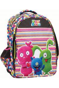 Τσάντα Δημοτικού Οβάλ Ugly Dolls GIM 334-72031