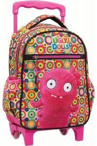 Τσάντα Trolley Νηπιαγωγείου Ugly Dolls Girl GIM 334-72072