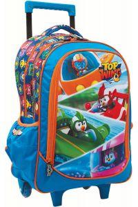 Τσάντα Trolley Δημοτικού Top Wing GIM 334-90074