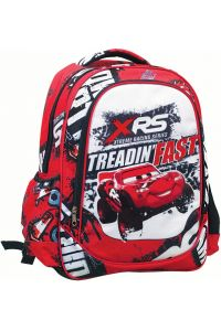 Τσάντα Δημοτικού Οβάλ Cars XRS GIM 341-44031