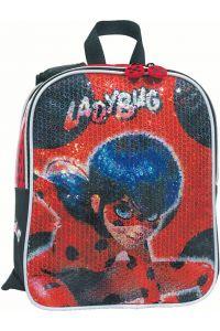 Τσάντα Νηπιαγωγείου Διπλής Όψης Ladybug Super Heroes GIM 346-03053