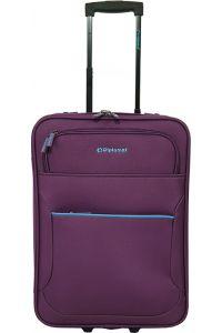 Βαλίτσα καμπίνας τρόλεϊ 55Χ38Χ20 Diplomat ZC3001-55 Μωβ
