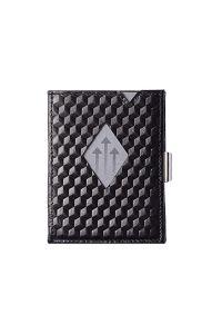 Πορτοφόλι Δερμάτινο Exentri Wallet 341 Black Cube