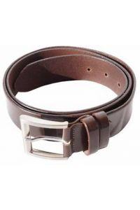 Δερμάτινη Ζώνη Diego Toscani Firenze Leather 2601 Σκούρο Καφέ 40mm