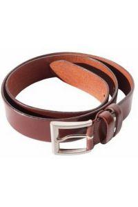 Δερμάτινη Ζώνη Diego Toscani Firenze Leather 2601 Καφέ 40mm