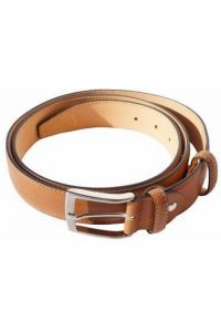 Δερμάτινη Ζώνη Firenze Leather 2048-30 Tan 30mm
