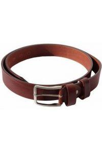 Δερμάτινη Ζώνη Harry Firenze Leather 4110-35 Καφέ 35mm