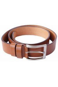 Δερμάτινη Ζώνη Firenze Leather 4111-40 Tan 40mm
