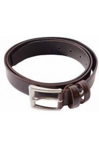 Δερμάτινη Ζώνη Diego Toscani Firenze Leather 855 Σκούρο Καφέ 28mm