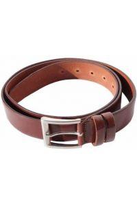 Δερμάτινη Ζώνη Diego Toscani Firenze Leather 855 Καφέ 28mm