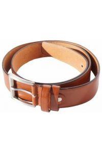 Δερμάτινη Ζώνη Diego Toscani Firenze Leather 855 Tan 28mm