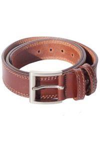 Δερμάτινη Ζώνη Ivan Firenze Leather 2750 Καφέ 40mm