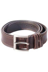 Δερμάτινη Ζώνη Ivan Firenze Leather 2750 Σκούρο Καφέ 40mm