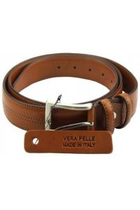 Δερμάτινη Ζώνη Natura Firenze Leather 01335 Tan 35mm