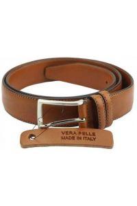 Δερμάτινη Ζώνη Etruschi Firenze Leather 01535 Tan 35mm