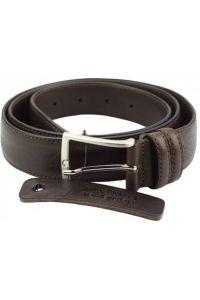 Δερμάτινη Ζώνη Etruschi Firenze Leather 01535 Σκούρο Καφέ 35mm