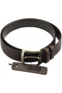 Δερμάτινη Ζώνη Euganei Firenze Leather 00135 Σκούρο Καφέ 35mm