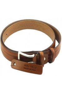 Δερμάτινη Ζώνη Rofena Firenze Leather 01235s Tan 35mm