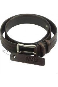 Δερμάτινη Ζώνη Rofena Firenze Leather 01235s Σκούρο Καφέ 35mm