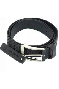 Δερμάτινη Ζώνη Ruggero Firenze Leather 050540 Σκούρο Μπλε 40mm