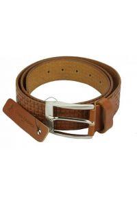 Δερμάτινη Ζώνη Ruggero Firenze Leather 050540 Tan 40mm
