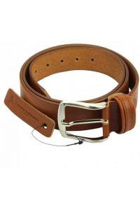 Δερμάτινη Ζώνη Samanta Firenze Leather 30940 Tan 40mm