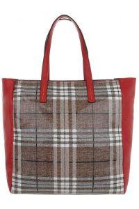 Τσαντα Shopping Cardinali 2835-167 Κόκκινο