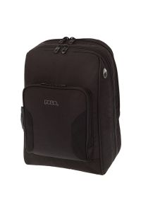 Σακιδιο 43X18X18Cm 20Lt Laptop μαυρο Polo 9-01-069-02