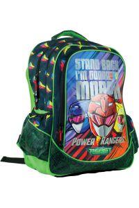 Τσάντα Δημοτικού Οβάλ GIM POWER RANGER MORPHERS 332-99031
