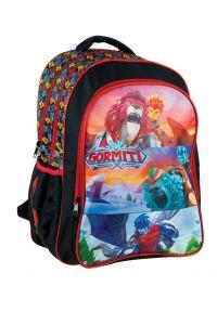 Τσάντα Δημοτικού Οβάλ GIM GORMITI 335-55031