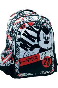 Τσάντα Δημοτικού Οβάλ GIM MICKEY POWER UP 340-82031