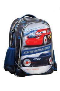 Τσάντα Δημοτικού Οβάλ GIM CARS THUNDER 341-45031