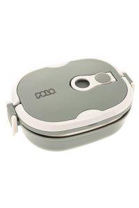 Δοχείο Φαγητού Polo Thermobowl Inox 800ml 915007-08 Green Grey