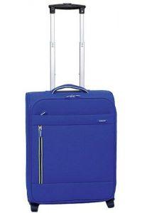 Βαλίτσα καμπίνας τρόλευ ZC 600 Diplomat 55x40x20εκ Μπλε